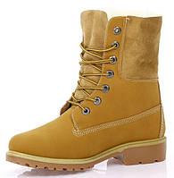 Высокие зимние ботинки на каждый день размеры 37, фото 1