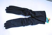 Модные женские перчатки до локтя