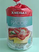 """Рисовые хлебцы с морской солью ТМ """"Жменька"""", 100г"""