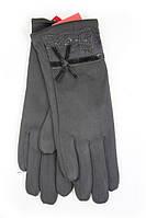 Качественные женские перчатки с утеплителем из кролика