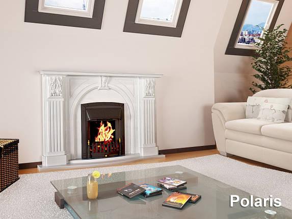 Портал для камина (облицовка) Полярис из натурального мрамора Polaris, фото 2