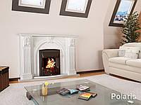 Портал для камина (облицовка) Полярис из натурального мрамора Polaris