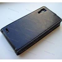 Оригинальный противоударный флип чехол книжка Bisoff для телефона lenovo P780