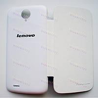 Оригинальный флип чехол книжка для телефона lenovo S820