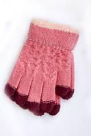Качественные теплые детские перчатки оптом и в розницу