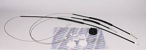 Ремкомплект стеклоподъемника Рено канго / Renault Kangoo от 1997 Правый Польша 05.0301 , фото 2