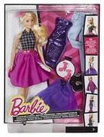 Barbie Модный Калейдоскоп блондинка