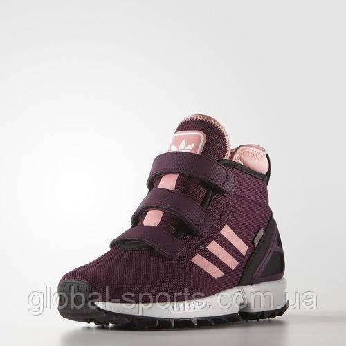 Детские зимние ботинки ADIDAS ZX FLUX WINTER (АРТИКУЛ  B24751) - Global  Sport в 52d018ac132