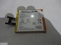 Аккумулятор    б.у. оригинал для sony xperia z c6602 c6603 lis150erpc