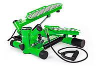 Степпер Hop-Sport (HS-30S) green