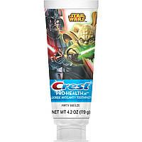 """Crest Kid's Pro-Health JR. Star Wars Minty Breeze - Детская зубная паста """"Звездные войны"""", 119 г"""