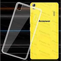 Оригинальный силиконовый бампер чехол для телефона lenovo K3 Note K50