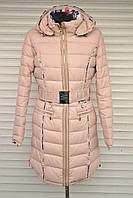 Зимнее пальто на холлофайбере Symonder
