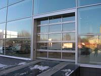 Ворота гаражные Панорамные - лучшая цена