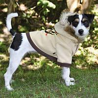"Толстовка Trixie 28351 ""Vancouver"" для собак бежевая, фото 1"