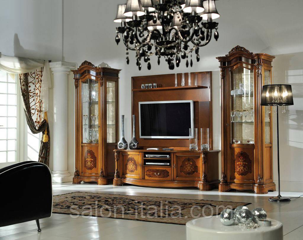 меблі для вітальні Regina Btc італія набор мебели для гостинной