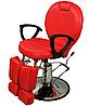 Педикюрное кресло ZD-346 цвет красный
