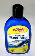 Turtle Wax - Очиститель стекол с полирующим эффектом, Glass Polish