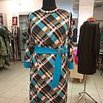Платье женское  теплое трикотажное пл 066, фото 4