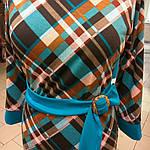 Сукня жіноча тепле трикотажне пл 066, фото 6