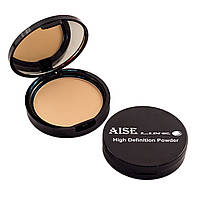 Пудра компактная High Definition Powder  Aise Line AP02
