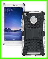 Противоударный бампер для Xiaomi redmi 3S/redmi 3 pro (белый)