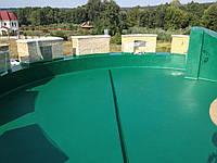 Гидроизоляция плоских крыш полиуретаном