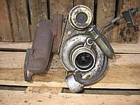 Турбина Garret 9601515880 б/у 1.8TD на Citroen BX, Peugeot 405 год 1988-1994