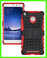Противоударный бампер для Xiaomi redmi 3S/redmi 3 pro (красный)