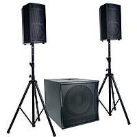 American Audio TRI PACK SYSTEM II