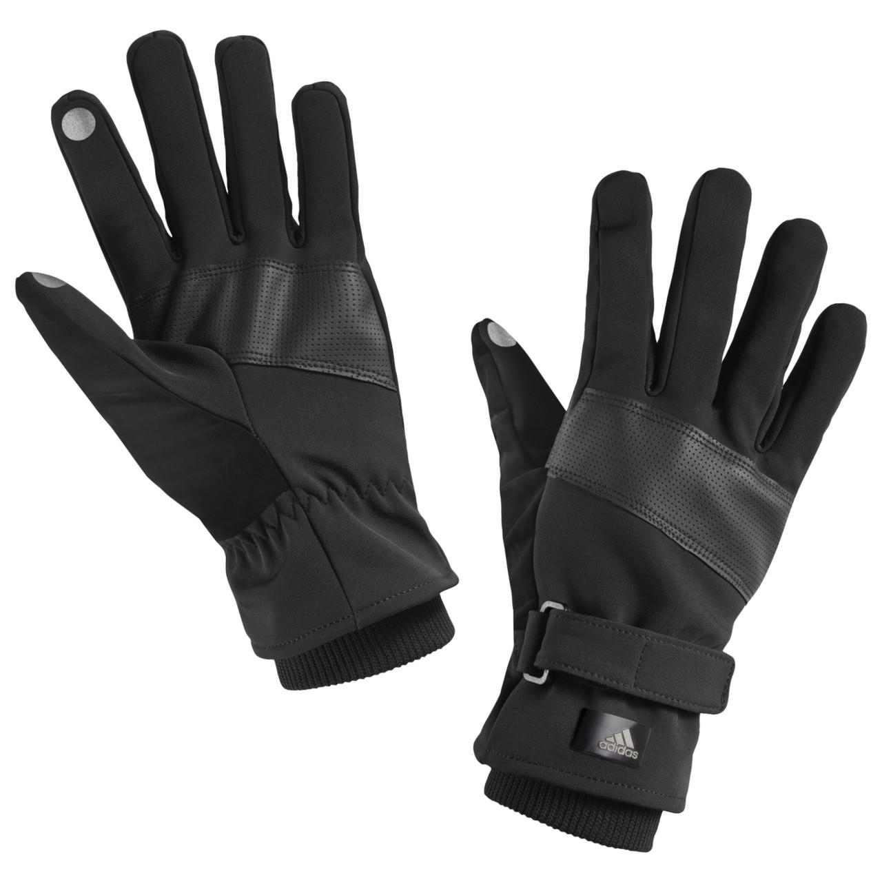 Перчатки спортивные Climawarm Conductive Gloves Eldivenv G70543 адидас