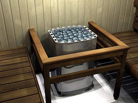Электрокаменка  SAWO Savonia, каменка для саун и бань
