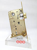 Замок межкомнатный AGB B01010.50.03 под французский ключ Латунь