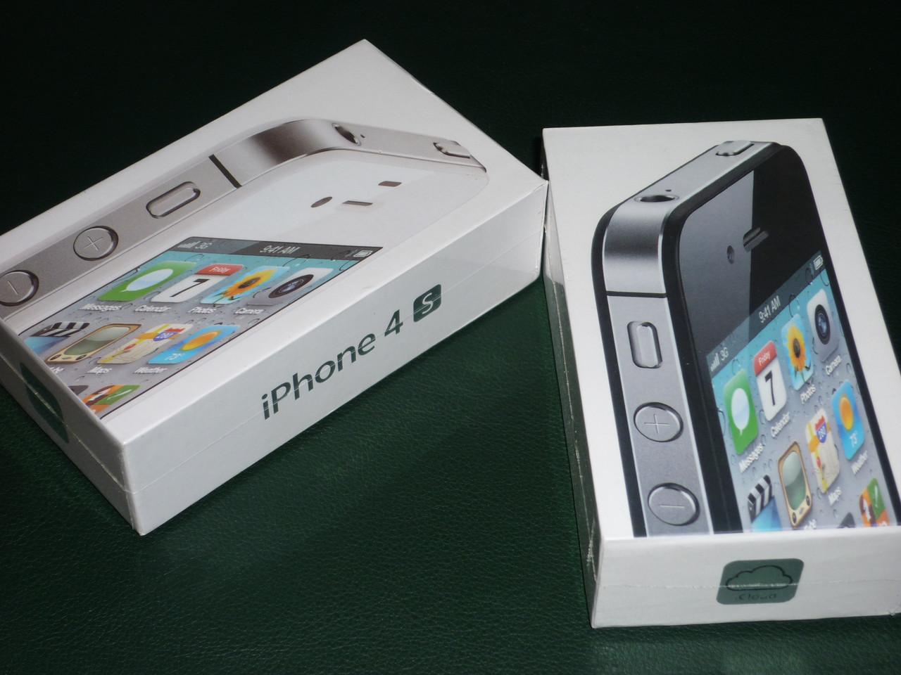 Original Apple iPhone 4S 32Gb Neverlock
