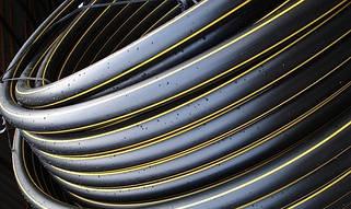 Труба полиэтиленовая для газоснабжения