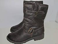 GRACELAND _ cтильные зимние ботинки _38р _25 см Н33