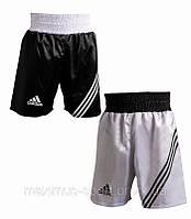 «Multi» боксерские шорты. White/black Новая модель.!