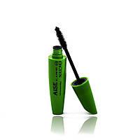 Тушь для ресниц AISE LINE Mascara объем+длина (зеленая) AL101
