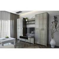 """Мебель для гостиной в современном стиле """"Рим"""""""