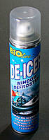 BioLINE - De-ICER Размораживатель стекол, 300 ml