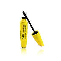 Тушь для ресниц AISE LINE Mascara удлиняющая (желтая) AL101