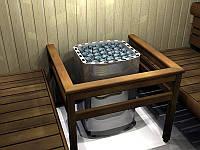 Электрическая печь для бани Sawo SAV-90
