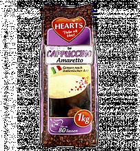 Капучино Hearts Сappuccino Amaretto 1кг Германия