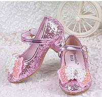 Туфли праздничные для девочки