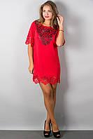 Оригинальное женское платье в 6ти цветах Шедевр