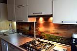 Стильная кухня от производителя с бежевым фасадом, фото 4