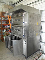 Подовая модульная печь Zanolli T2 Polis UT.28 N2