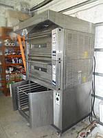 Подовая модульная печь Zanolli T2 Polis UT.28 N2, фото 1