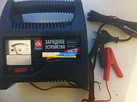 Зарядное устройство, 4Amp 12V, аналоговый индикатор зарядки, <ДК>  DK23-1204CS, фото 1