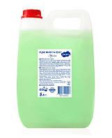 Мыло качественное жидкое в бутылях по 5 л. Тропик